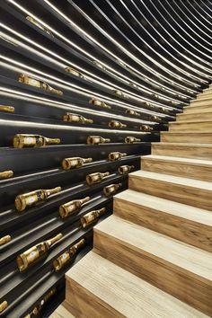 Wine Palace Monaco by Humbert & Poyet Architecture