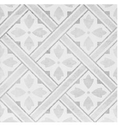 Image for Floor Tile Laura Ashley The Heritage Collection Mr Jones Dove Grey 331mm x 331mm LA52017