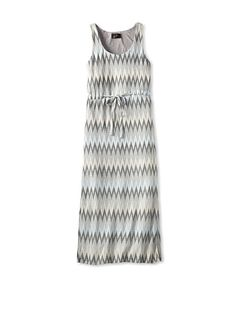 Akiko Women's Zigzag Maxi Dress at MYHABIT