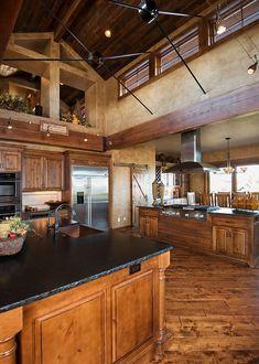 North Rim Residence by Mount Bachelor Design Studio
