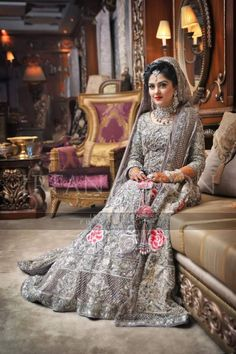 My Pakistani wedding inspirations Pakistani Bridal Wear, Pakistani Bridal Dresses, Pakistani Outfits, Indian Bridal, Indian Dresses, Bridal Henna, Ethnic Fashion, Asian Fashion, Desi Bride
