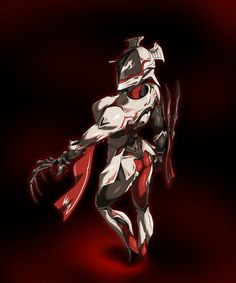 [Artwork] Garuda by Yuuyatails on DeviantArt Dark Fantasy Art, Fantasy Girl, Fantasy Character Design, Character Art, Warframe Wallpaper, Ash And Dawn, Warframe Art, Female Monster, Sci Fi Armor