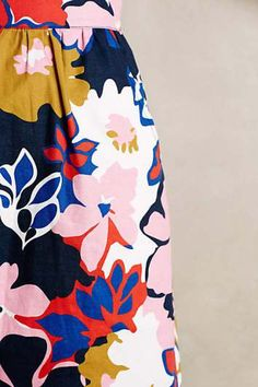 Anthropologie\'s New Arrivals: Summer Dresses - Topista