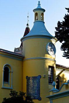 Museu Condes de Castro Guimarães, Cascais, Portugal