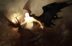 Dark Fantasy Warriors | Dark Warrior - Fantasy - wallpapers