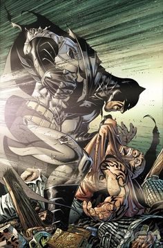 Andy Kubert And Alex Maleev Join Scott Snyder On BATMAN #18