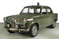 Alfa Romeo Giulietta Polizia #Polizia #AlfaRomeo