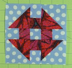 Use this Easy Quilt Pattern to Make a Monkey Wrench Baby Quilt ... : monkey quilt pattern - Adamdwight.com