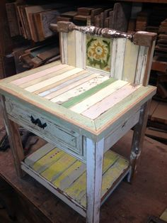Bryan Appleton Designs ~ amazing and beautiful repurposed furniture