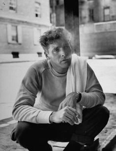 Burt Lancaster-- I had a huge crush on him at 14 after seeing from here to eternity for the first time!  This was 1988.