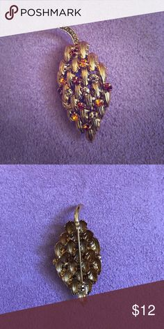 Beautiful vintage pin, was my Mother's Pin Accessories