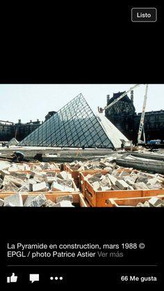 Construcción de la pirámide