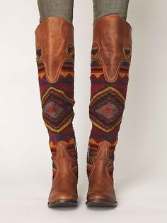 Free People boots.. If I ever hit the lottery.