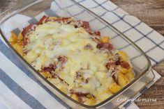 Patatas con bacon gratinadas | La cocina perfecta
