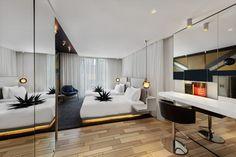 Luxury Hotel in Soho, London Soho Hotel, Luxurious Bedrooms, London, Star, Dining, Luxury, Interior, Table, Furniture