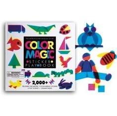 A great way to learn about colors.