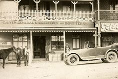 CJ Yen General Store, Old Adaminaby courtesy Odette Yen National Museum of Australia Read more here: http://recollections.nma.gov.au/issues/volume_8_number_2/papers/chinese_skiers#_ednref30