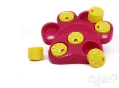 Kyjen Paw Hide Treat Puzzle Game on sale @Coupaw (Keep your pooch busy for hours!)