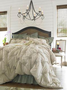 Vicky's Home: Dormitorios de ensueño de estilo campestre / Country style bedrooms