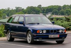Bid for the chance to own a 1993 BMW Touring at auction with Bring a Trailer, the home of the best vintage and classic cars online. Bmw M5 Touring, Bmw E34, Bmw Wagon, Bmw Classic Cars, Bmw Series, Bmw Motorcycles, Audi Tt, Transportation Design, Bmw Cars