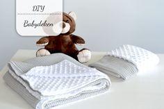 Babydeken / wagendeken DIY