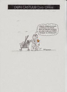 Don Cástulo: Viene a cuento