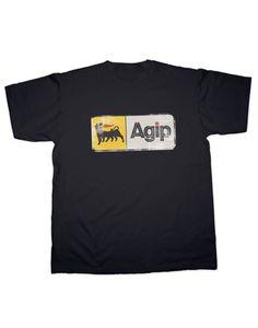 Agip+classic+Logo+T-Shirt £16.99