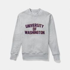 Hillflint University of Washington sweatshirt in size small
