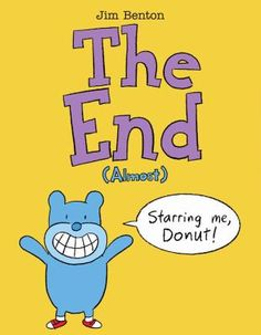 Cover image for The end (almost)