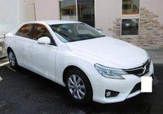Used Toyota Mark X For Sale From Japan !! More info…
