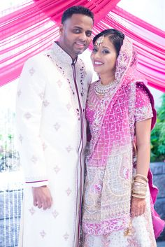 A New Jersey Hindu Engagement Ceremony, Chandra & Anthony Multicultural Wedding, New Jersey, Button Down Shirt, Men Casual, Sari, Engagement, Mens Tops, Shirts, Fashion