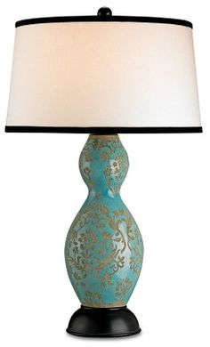 Currey & Co Angelica Lamp