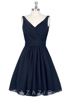 AZAZIE GRACE - bridesmaids dress! @rachaels09 @jillinkla what do u think. It'll be in chocolate brown..