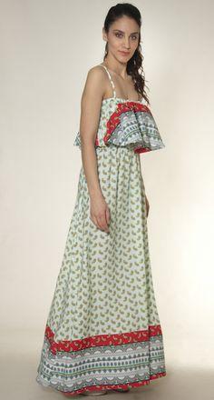 print paisley dress elbano
