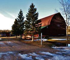Michigan Barn GDW