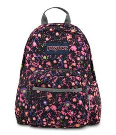 JanSport Half Pint #Florals