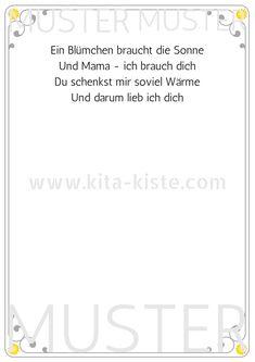 3 Sprüche zum #muttertag - mit einem Handabdruck ein schönes Geschenk für den Muttertag - #krippe #kindergarten