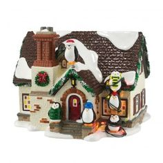 The Penguin House