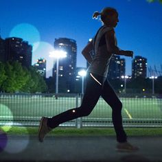 Midnight runs never looked so fashionable!