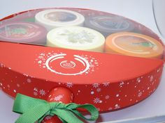 The Body Shop Body Butter Lollipop Set