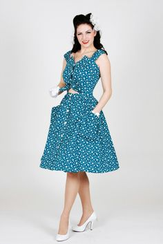 Hug On Beach dress from Bettie Page Clothing - already have this one <3