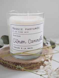 Homemade Candles, Diy Candles, Candle Jars, Creation Bougie, Wax Melts, Candle Making, Diy And Crafts, Articles, Album Photo