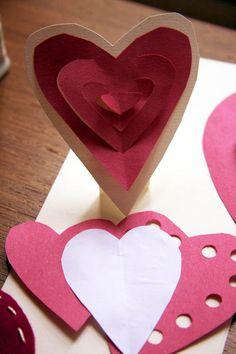 valentine heart chords