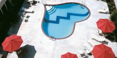 Elvis Presley's Heartbreak Hotel - Memphis, TN memphis, boutique hotels, heartbreak hotel, presley heartbreak, pool, kitsch heartbreak, elvi presley, place, elvis presley