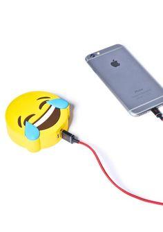 Emoji Power Bank Portable Charger