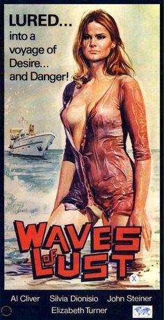 Cult and sexploitation movies; walkthroughs of hundreds of cinema trash and treasures Pulp Fiction Art, Pulp Art, Serpieri, Good Girl, Horror Posters, Pulp Magazine, Movie Covers, Robert Mcginnis, Movie Poster Art