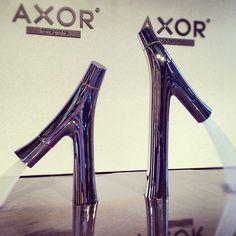 Axor Organic Starck faucet | Apartment Therapy