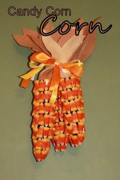 Candy Corn: Corn