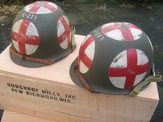 WAC Nurse Helmets