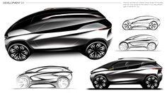 Chrysler Sponsored Project 2013 on Behance